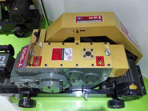 GQ45 steel bar cutter machine
