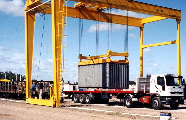container gantry crane 2