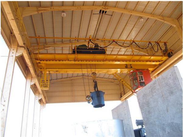 QDY-Foundry-Overhead-Double-Girder-Crane