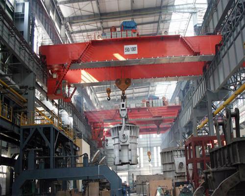 YZ Foundry Industrial Heavy Duty Crane