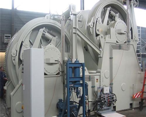 ellsen hydraulic deck winch