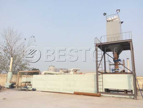 Waste Pyrolysis Plant for Sale