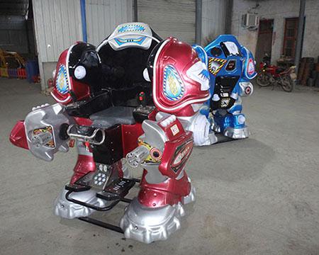 buy kiddie robot rides