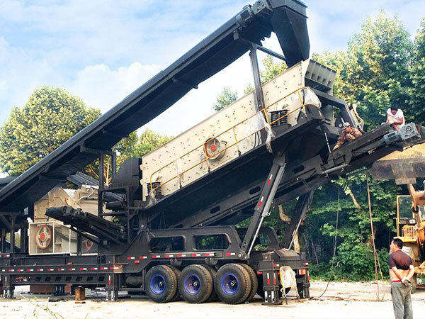 mobile concrete plant for sale