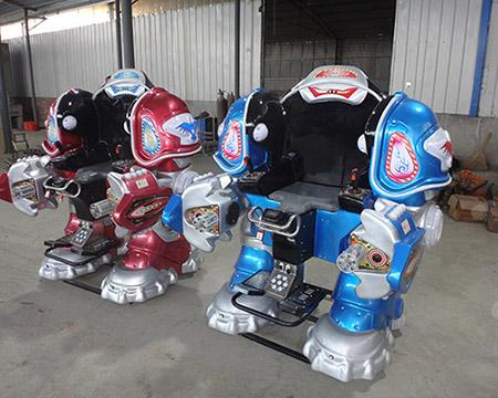 kiddie robot rides