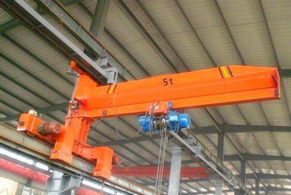 Top Characteristics That A Good-Quality Mobile Jib Crane Weihua Must Have