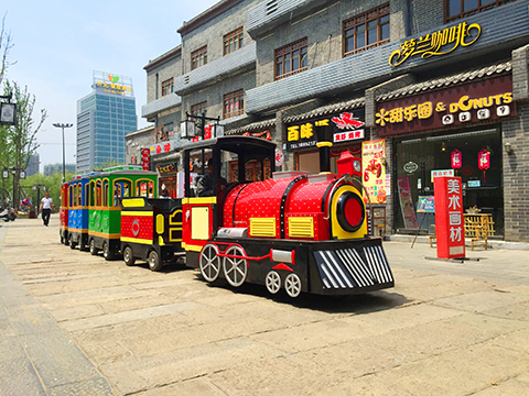 amusement Trackless Train Rides for sale