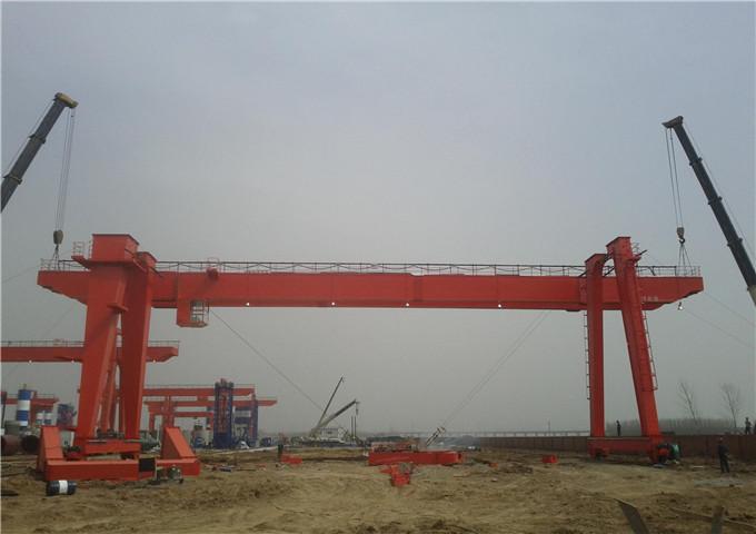 Give gantry crane 25 ton