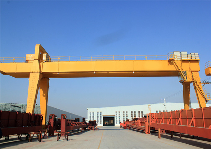 Selling double girder gantry crane