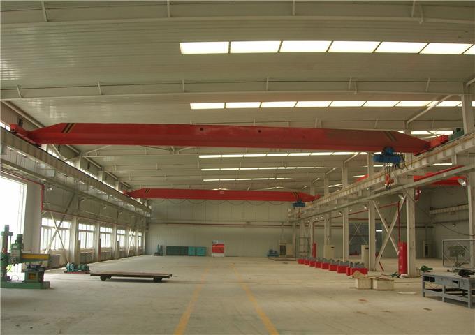 Single girder overhead crane buying