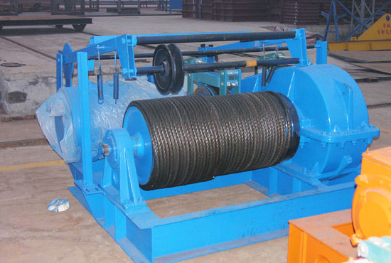 Pulling Winch for Sale