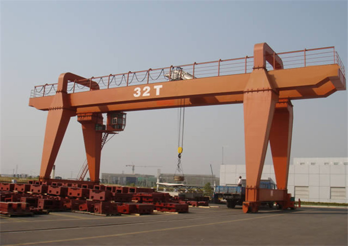 Get 32 ton gantry crane in China