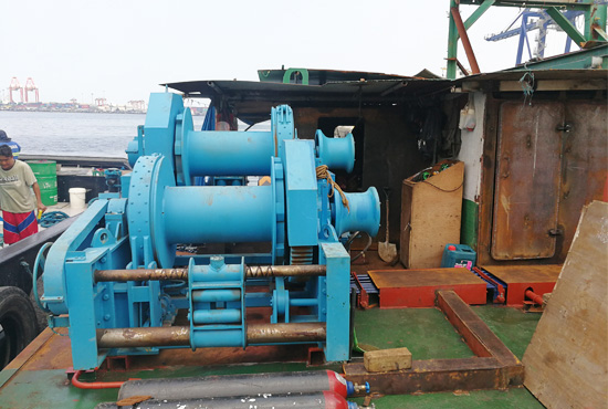 Waterfall Winch for Sale