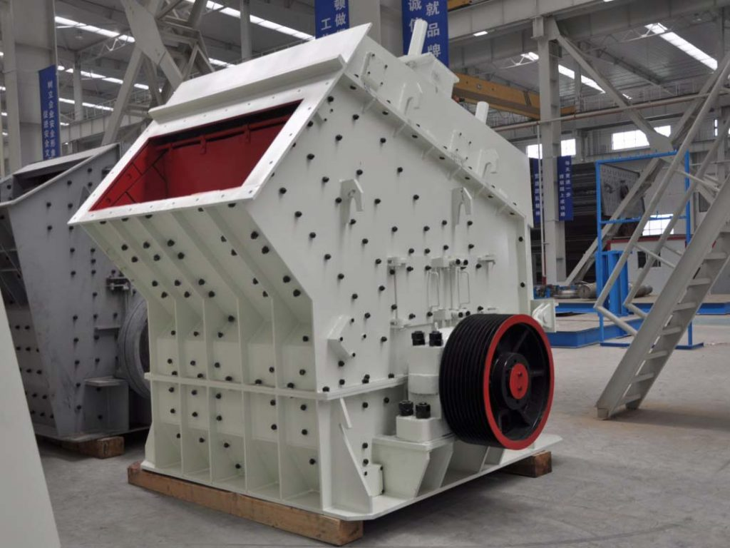 The Benefits Of The Impact Crusher In The Mining Industry